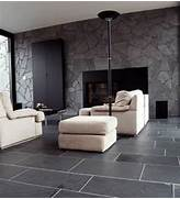 Living Room Tile Designs by Black Limestone Floor Tiles Ideas For Contemporary Living Room Flooring Ide