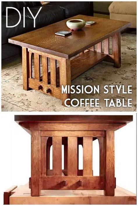easy diy coffee table ideas