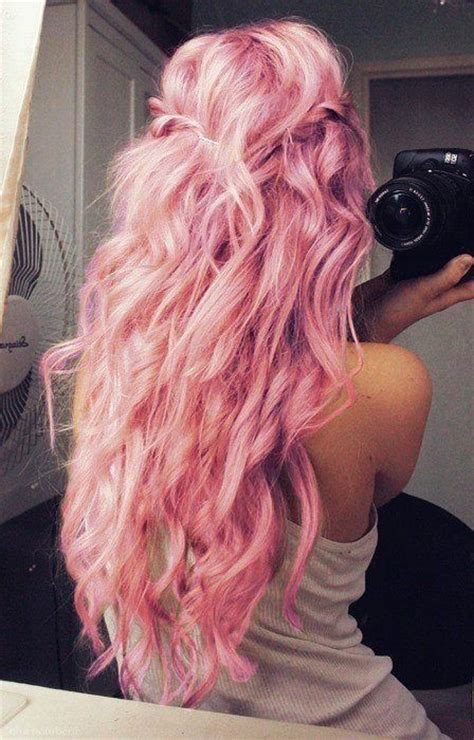 Pretty Pink Hair Pictures Photos And Images For Facebook