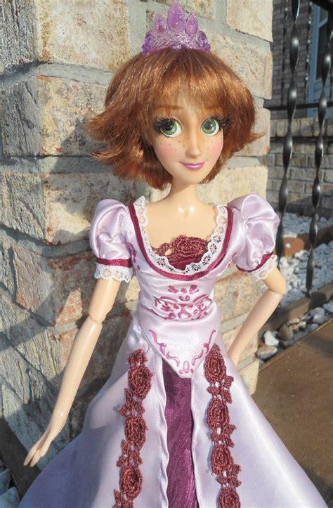 princess rapunzel  singing doll