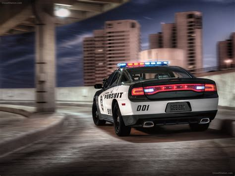 Dodge Charger Pursuit 2018 Exotic Car Pictures 06 Of 22