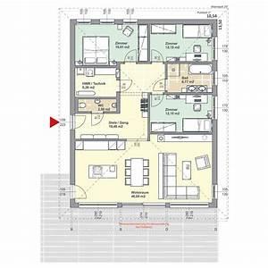 Fertighaus Bungalow 120 Qm : elk fertighaus elk bungalow 120 avec bungalow 4 zimmer grundriss et bu 120 3z 2014 eg gas 20 ~ Markanthonyermac.com Haus und Dekorationen