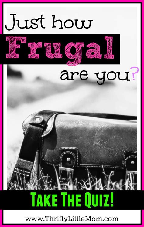 pininterest frugal friendship the just how frugal are you quiz 187 thrifty