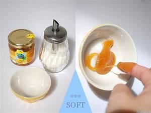 Gommage Maison Corps : gommages naturels faits maison miel et bicarbonate ~ Nature-et-papiers.com Idées de Décoration
