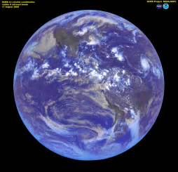 NASA Weather Satellite Picture of Earth