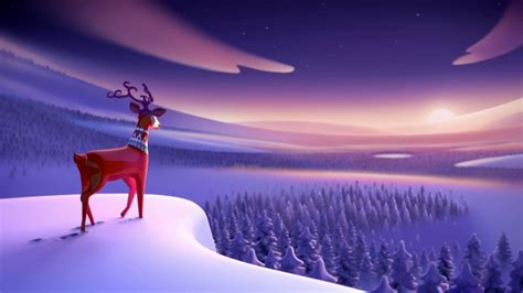 Sign up for free today! 20 Best Christmas Animation Greeting cards and 3D Short Films