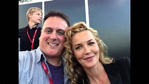 Connie Nielsen Interview - YouTube