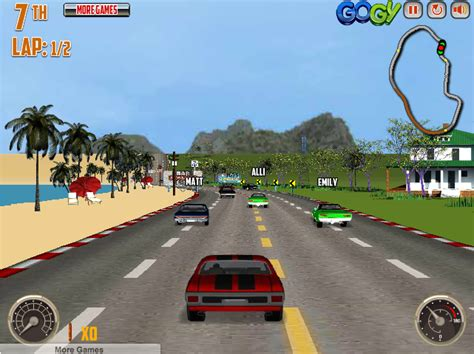 V8 Musclecars The Game_petal