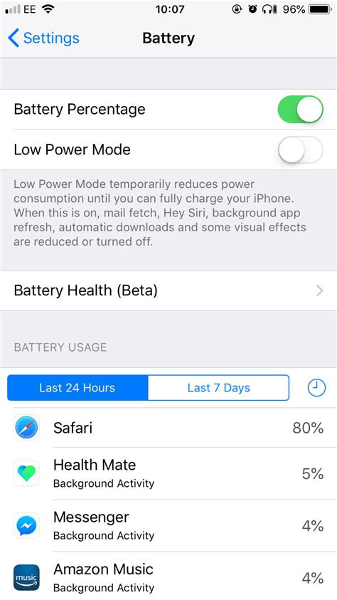 turn on battery percentage iphone key settings you need to change on your brand new iphone x