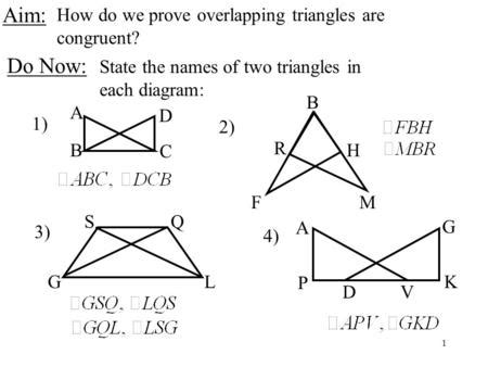 Proofs Involving Congruent Triangles Worksheet Answer Key  Geometry Triangle Proofs Worksheet