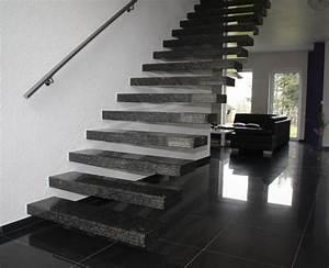 Star Stairs Treppen : kragarmtreppe granit star galaxy contemporary staircase other by lifestyle ~ Markanthonyermac.com Haus und Dekorationen