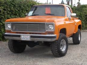 1976 Chevy C10 4x4 Step Side, Short Bed, 350 V8, Lots Of
