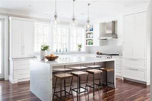 wood and iron barstools transitional kitchen With kitchen colors with white cabinets with marshalls home goods wall art