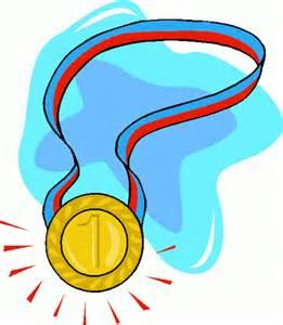 Gold Medal Clip Art