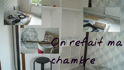 On Refait Ma Chambre !! Youtube