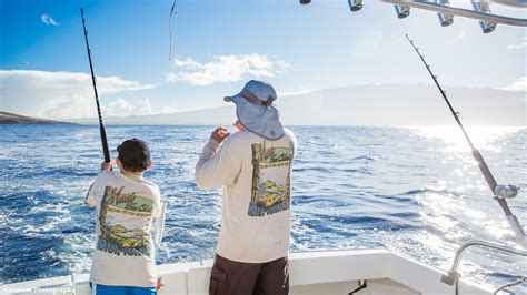 maui fishing report maui fun charters fishing in hawaii youtube