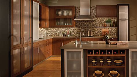 what is the best flooring for kitchens loft living kitchen by dura supreme cabinetry 9857