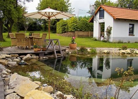 eco friendly landscaping ideas chlorine free natural swimming pools healthy and eco friendly backyard ideas