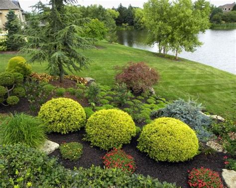 mound landscaping ideas landscape mounds ideas pictures remodel and decor