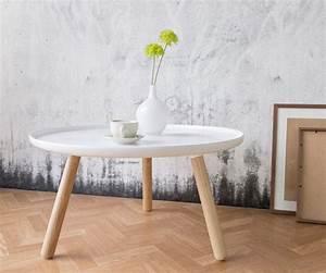 Beistelltisch Weiß Landhaus : beistelltisch alexej 78cm weiss beine natur bauhausstil m bel tische beistelltische ~ Sanjose-hotels-ca.com Haus und Dekorationen