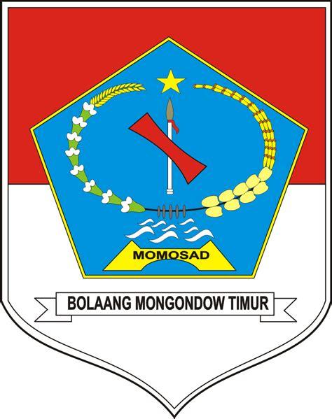 logo kabupaten bolaang mongondow timur kumpulan logo