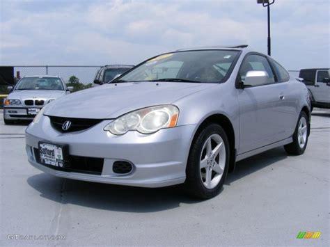 2003 satin silver metallic acura rsx type s sports coupe