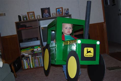 friday fun john deere tractor halloween costumes