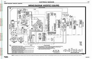 Wiring Diagram Invertec V350-pro  Electrical Diagrams  Wiring Diagram
