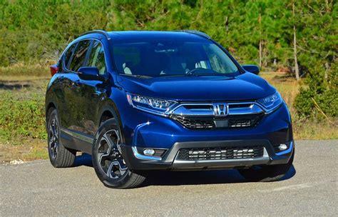 2014 Honda Crv Awd by 2018 Honda Cr V Touring Awd Review Test Drive