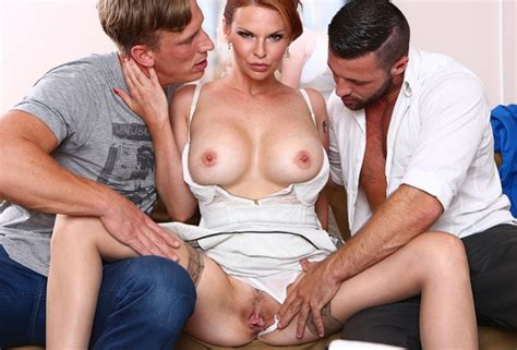 Tarra White Hard Dp With 2 Strangers For My Wife Tarra