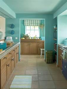 Buche Küche Welche Wandfarbe : wandfarbe t rkis 42 tolle bilder ~ Bigdaddyawards.com Haus und Dekorationen