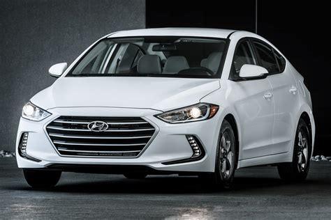 Used 2017 Hyundai Elantra Review & Ratings