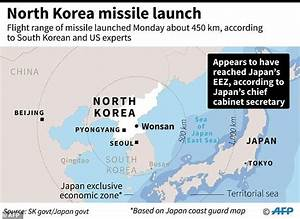 North Korea test-fires missile in latest provocation ...