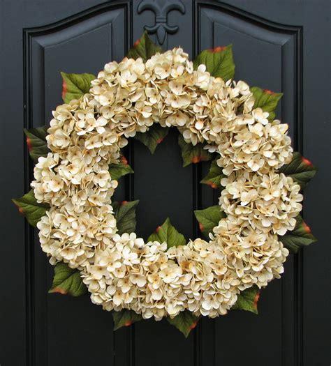 wedding decor wedding wreaths chagne front door wreath