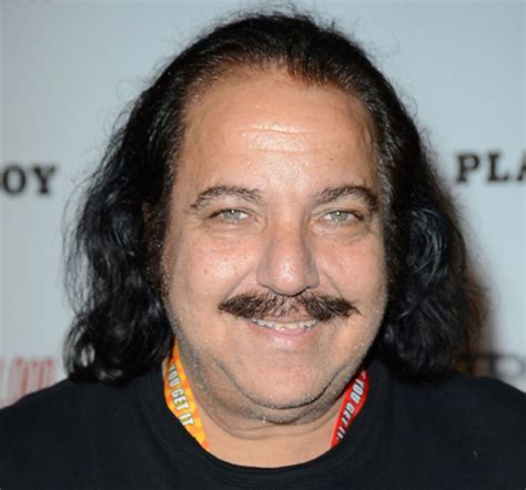 ron jeremy starting  show signs  recovery