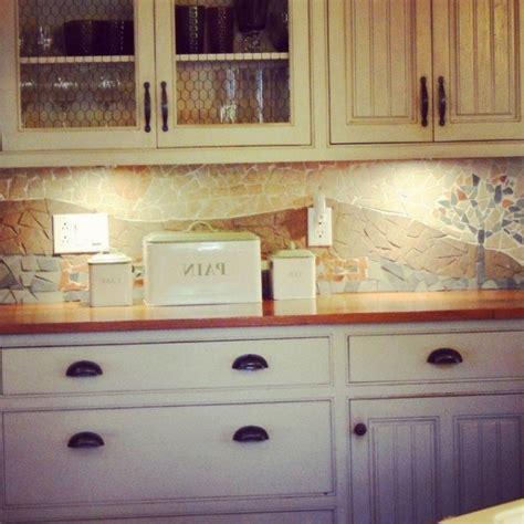 backsplash ideas for kitchens inexpensive unique and inexpensive diy kitchen backsplash ideas you
