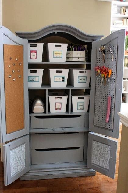 scrapbooking storage cabinet storage designs