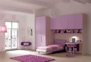 Chambre Fille Ado : chambre enfant avec lit simple pour fille moretti compact so nuit ~ Teatrodelosmanantiales.com Idées de Décoration
