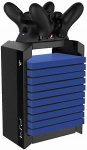 Official PS4 Games Tower Dual Charger Games Accessories