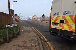 Street in Kilmarnock cordoned off after man is thought to ...