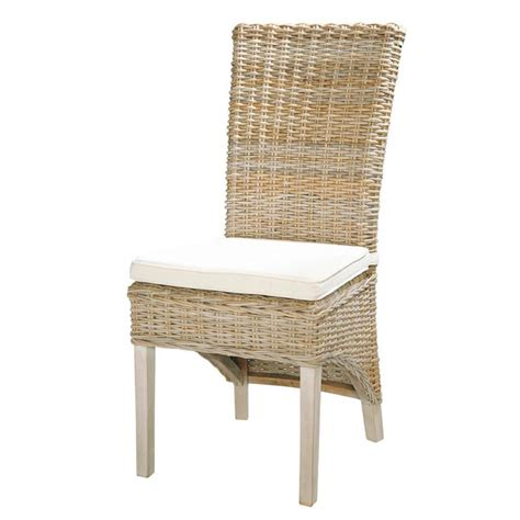 chaise kubu chaises rotin soldes images