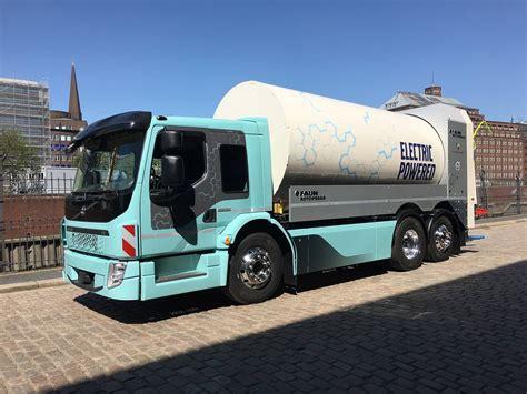 Volvo Trucks Setzt Auf Elektroantrieb Und Flüssigerdgas