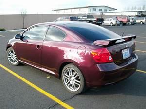 2006 Toyota Scion Tc Coupe 2 4l 5