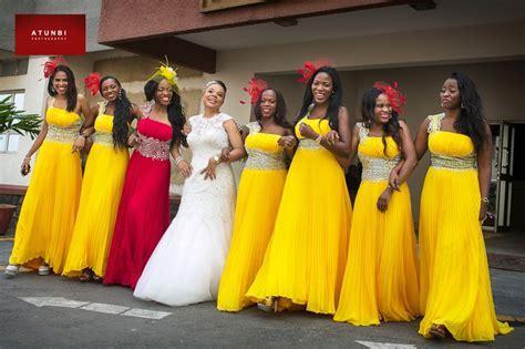 Fashion Gallery: amillionstyles bridesmaid trends