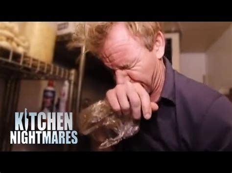 Kitchen Nightmares Rotten Lobster by Chef Ramsay Shocked By 4 Year Mayonnaise Kitchen