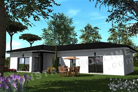 zoom sur  nouveaux modeles de maisons modernes