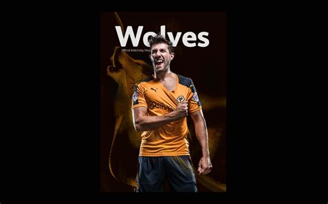 Wolves Fc 2015 Program Covers