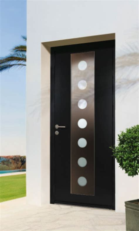 modern contemporary front door solid modern door