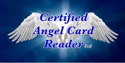 Angel Card Reader Readings Angelic Certified Tarot