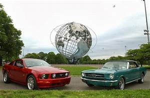 © Automotiveblogz: Ford Mustang: Through the Years Photos